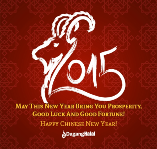 Happy Chinese New Year from DagangHalal