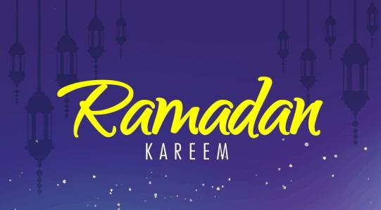 Ramadhan Kareem 1439H